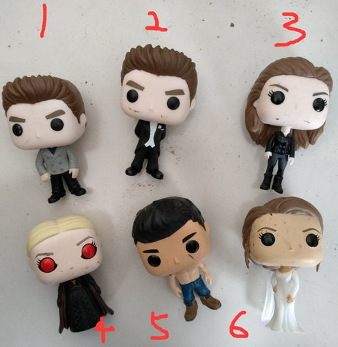 Funko POP Tweedehands The Twilight Saga - Edward Bella Jacob Jane Vinyl Action Figure Collectible Model Toy Cheap No Box