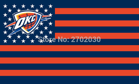 New York Knicks Basketball Team 3*5ft Sports Fan Flag Banners Star and Strip 100D Polyester white Sleeve Metal Gromets