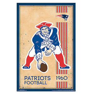 1960 old New England Patriots Flag Banner Super Bowl Champions Flag 3x5Ft superbowl