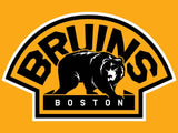 Boston Bruins  Ice Hockey Sports Team Flag 3ft X 5ft Custom Banner With Sleeve Two Gromets 90*150CM