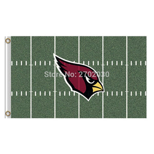 Arizona Cardinals Flag World Series Football Team Banner Super Bowl Champions 3ft X 5ft Arizona Cardinals Banner Flag