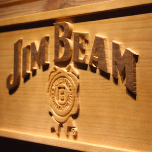BEAM Beer 3D Wooden Sign