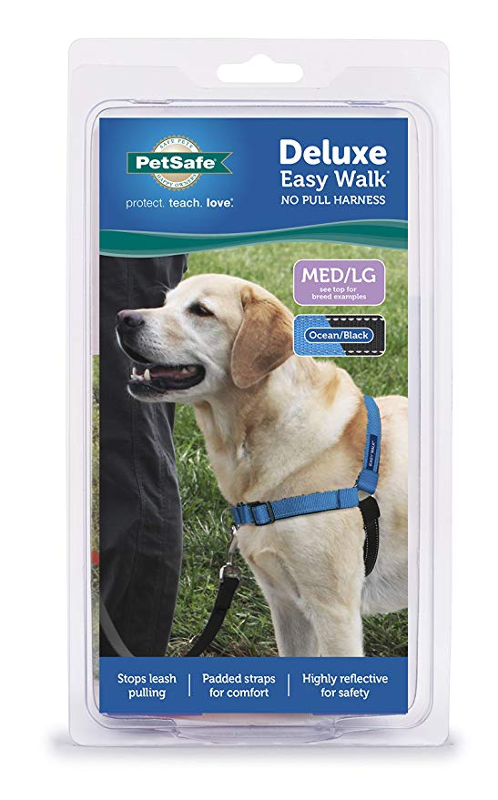 Easy Walk Petsafe, arnés antitirones, Talla MED-LARGE