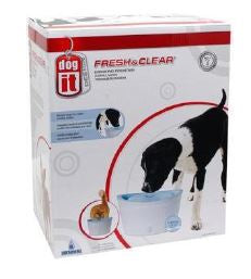Fuente bebedera Fresh & Clear