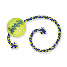 Pelota kong con sonido y cuerda ball air with rope