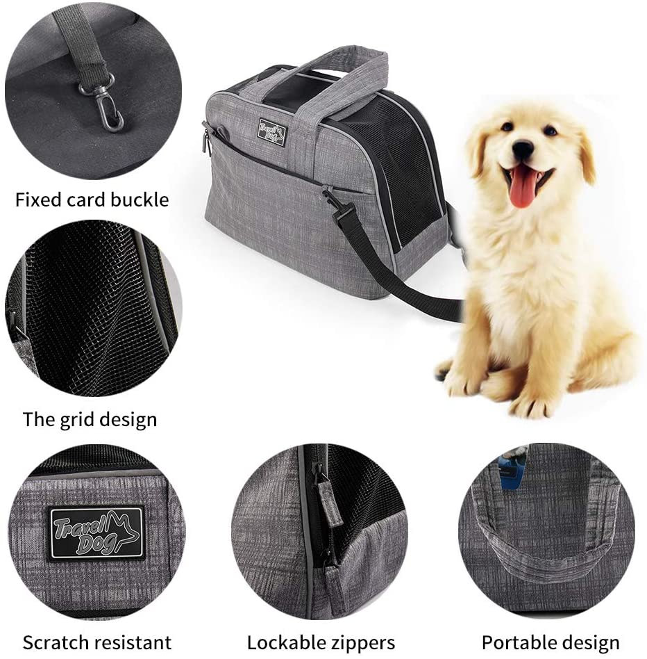 Bolso All For Paws modelo Travel