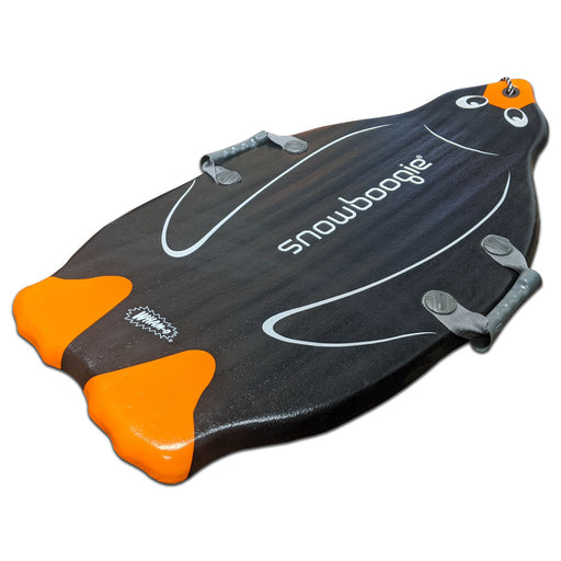"Snowboogie 36"" Kids Snow Sled, Penguin Design"