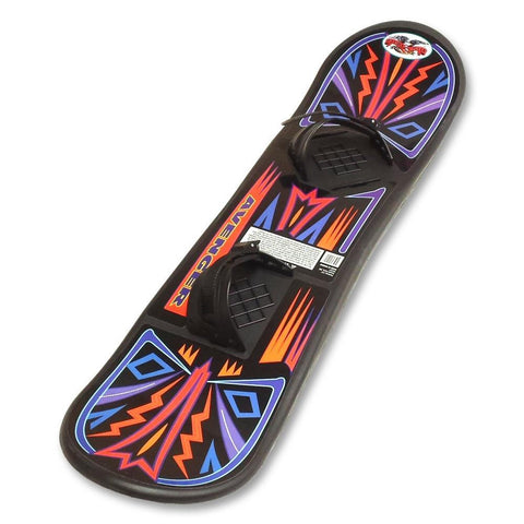 Flexible Flyer Avenger 95cm Beginner's Snowboard - Winter Backyard