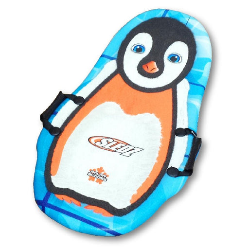 "Sledz Polar Buddies 36"" Foam Snow Sled, Original Penguin"