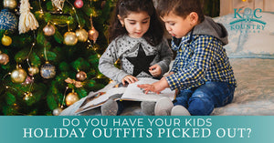 Do You Have Your Kids' Holiday Outfits Picked Out?