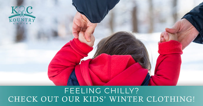 Feeling Chilly? Check Out Our Kids' Winter Clothing!