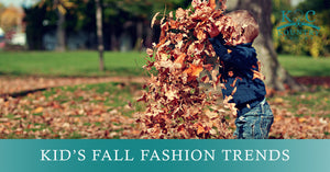 Kid's Fall Fashion Trends