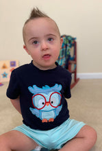 Boy's Wise Owl 2PC Short Set