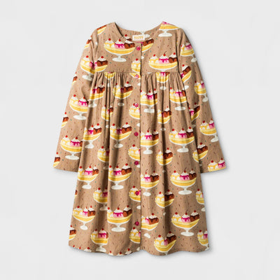 Girl's Ice Cream Sundae Dress