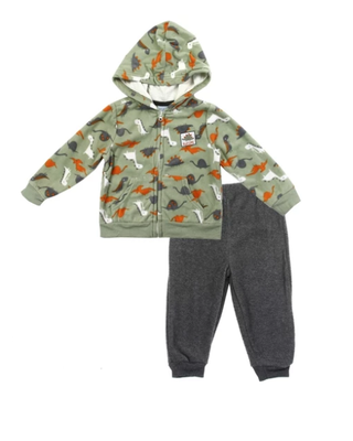 Infant Boy's Dinosaur 2PC Set