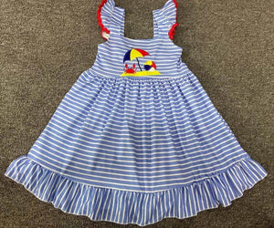 Girl's Beach Bum Sun Dress