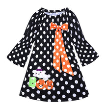 Girl's Halloween BOO Dress