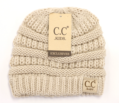 BABY Solid CC Beanie (Infant)