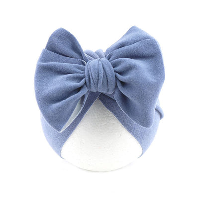 Fashion Bow Turban Head-wraps