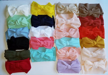 Girl's Jumbo Headband Bows