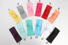 Girl's Knot Headbands