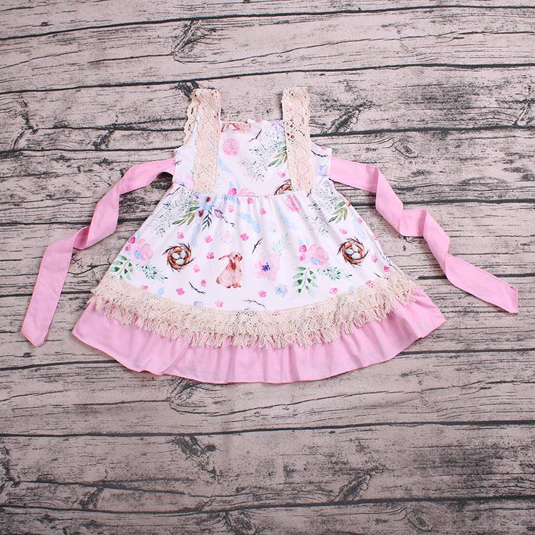 Girl's Spring Easter Dress