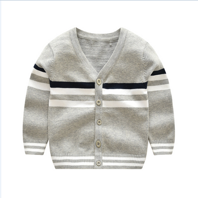 Boy's Dress Cardigan Sweater