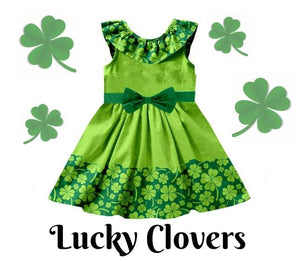 Girl's St Patrick's Dress