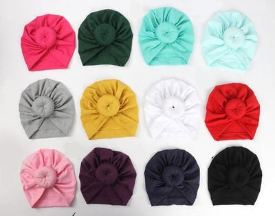 Knot Turban Headwraps