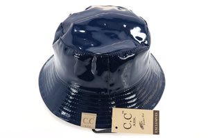 CC Beanie Kids Shiny Rain Bucket  Hat