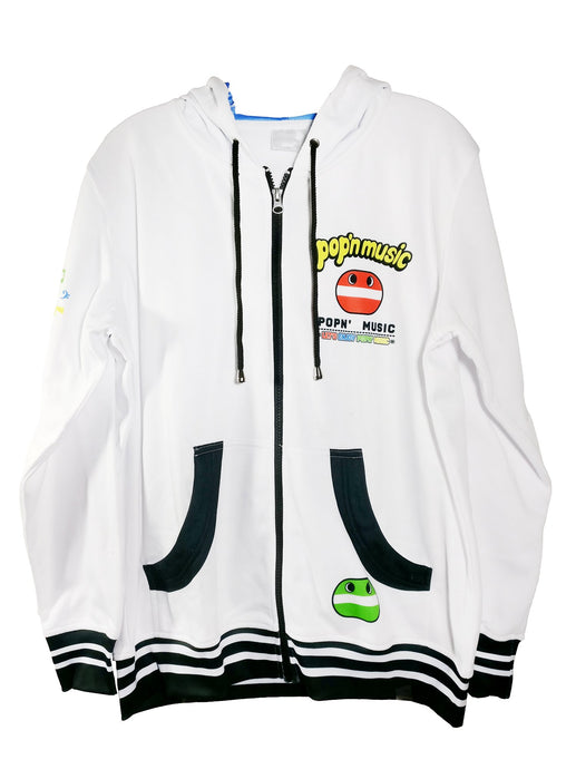 POP'N MUSIC ZIPPER HOODIE