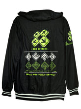 Load image into Gallery viewer, DDR EXTREME DARK ZIPPER HOODIE