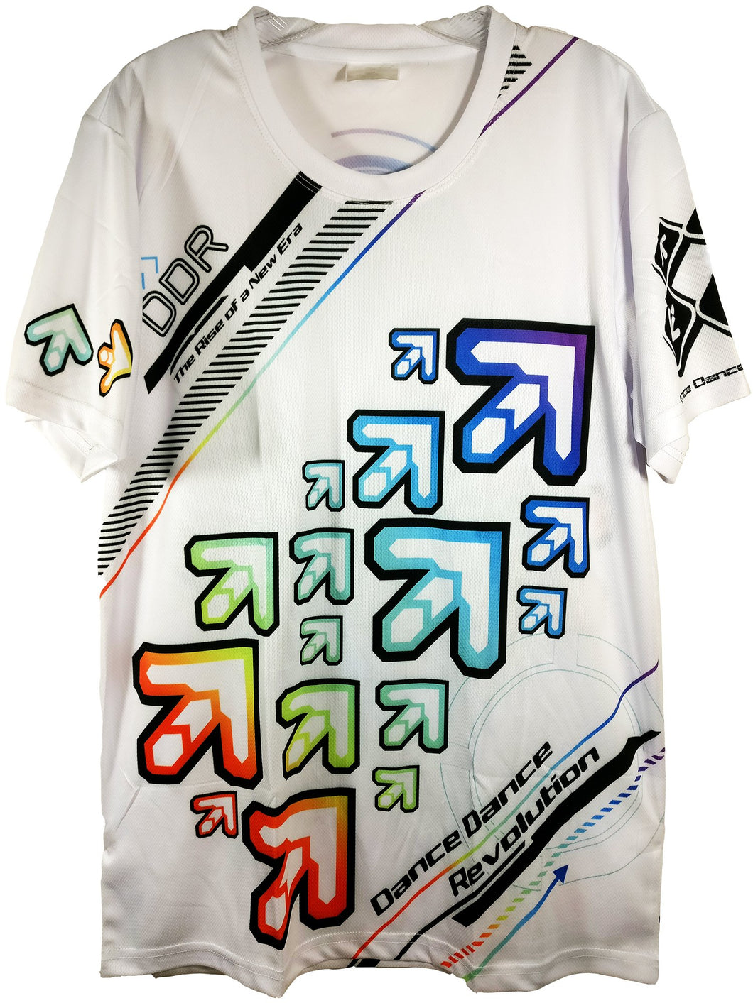 DDR VIVID ARROWS SHIRT
