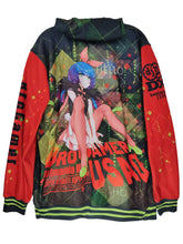 Load image into Gallery viewer, IIDX BROGAMER ZIPPER HOODIE