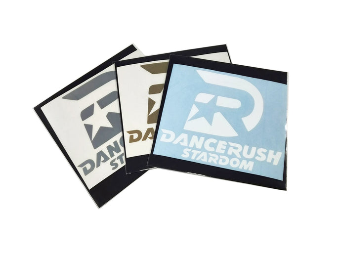 DANCERUSH STARDOM DECAL