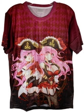 Load image into Gallery viewer, SDVX 4 RASIS & GRACE KAC SHIRT