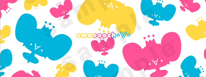 SMOOOOCH・∀・HAND TOWEL