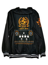 Load image into Gallery viewer, SDVX 3 GRAVITY WARS DARK ZIPPER HOODIE