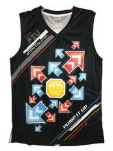 Load image into Gallery viewer, PIU ARROWS DARK TANKTOP