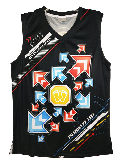 PIU ARROWS DARK TANKTOP