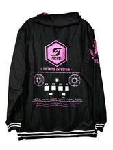 Load image into Gallery viewer, SDVX 2 INFINITE INFECTION DARK ZIPPER HOODIE