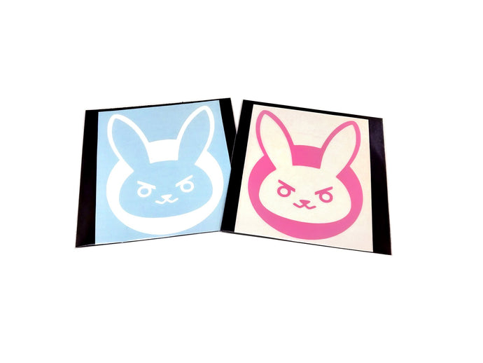 DVA BUNNY DECAL