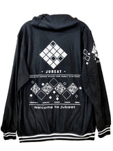 Load image into Gallery viewer, JUBEAT DARK ZIPPER HOODIE
