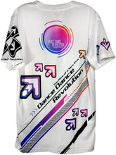 Load image into Gallery viewer, DDR RAINBOW ARROWS SHIRT