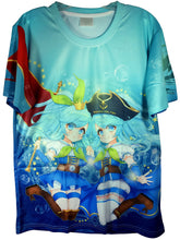 Load image into Gallery viewer, SDVX 4 NEAR & NOAH KAC SHIRT