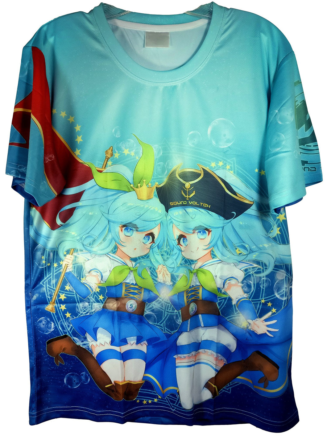 SDVX 4 NEAR & NOAH KAC SHIRT