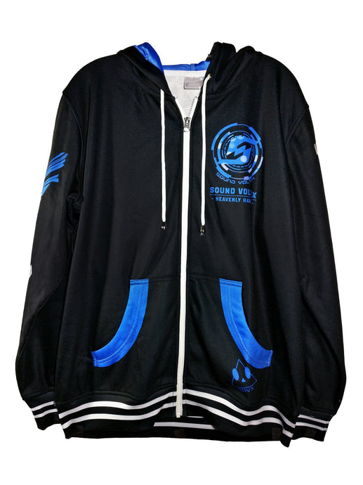 SDVX 4 HEAVENLY HAVEN DARK ZIPPER HOODIE
