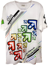 Load image into Gallery viewer, DDR NOTE ARROWS SHIRT