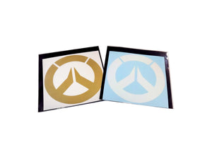 OVERWATCH LOGO DECAL