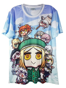 FATE/GRAND ORDER CHIBI SHIRT